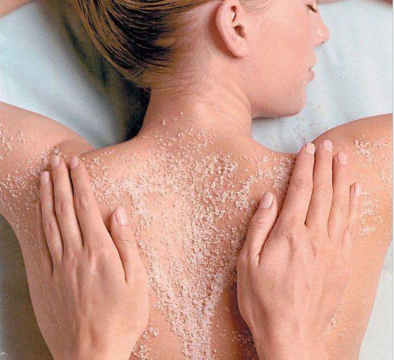 exfoliantes piel
