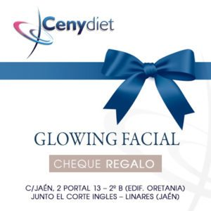 Glowing facial