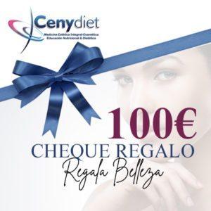 cheques regalo 100