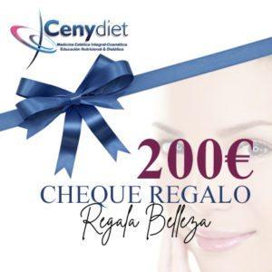 cheques regalo 200