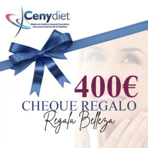 cheques regalo 400