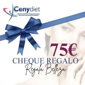 cheques regalo 75