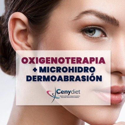 oxigeno terapia dermoa abrasión